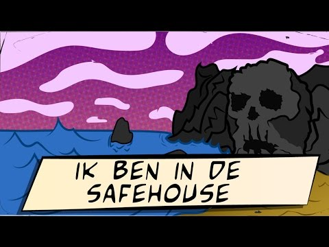 Kid de Blits - Safehouse Rmx ft. The Partysquad, Cartiez, Maximilli, Ronnie Flex, Big2 & Dio