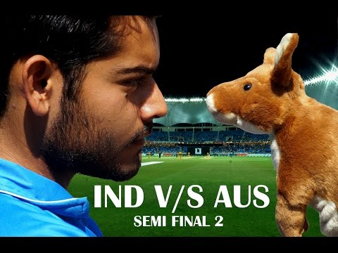 Mauka Mauka (India vs Australia) - ICC Cricket World Cup 2015