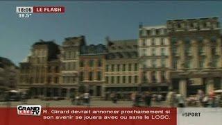 Lille: nouveau guide touristique 2015