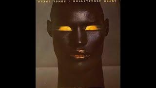 GRACE JONES - BULLETPROOF HEART (1989) 1989 IN MUSIC -  A LOOK BACK.