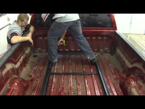 How to Install a Bed Slide