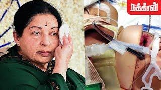 ஜெ.வுக்கு நேர்ந்த அவலம் - Last Minutes Of Jayalalitha
