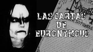 �������� ���� Las cartas de Euronymous - Mayhem ������