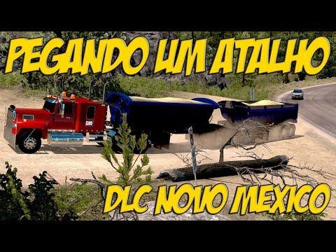 ATALHO DESCOBERTO - FORD 9000 NA BI-CAÇAMBA - AMERICAN TRUCK