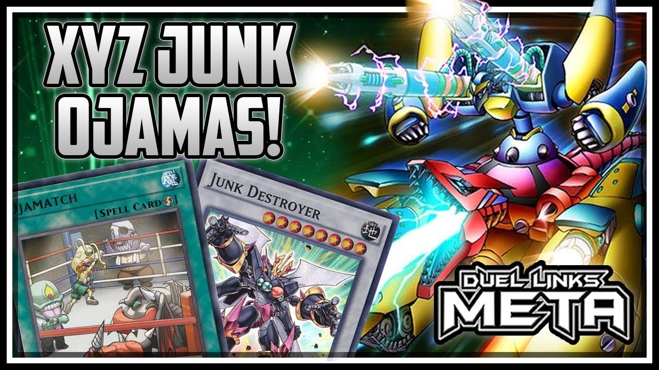 Ojama Breakdown   Duel Links Meta
