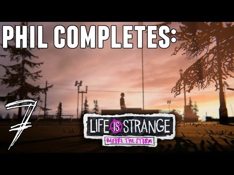 Life Is Strange: Before The Storm | Episode 2 Part 7 | Debts and Threats