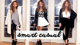 Smart Casual Lookbook | Beautycrush Thumbnail