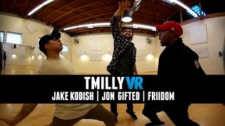 TMilly VR: Jake Kodish | Jon Gifted | Friidom - [180 Degree Virtual Reality Dance]