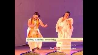 Jnanappana gets dance version,  Vineeth  Lakshmi Gopalaswamy performance in Bengaluru