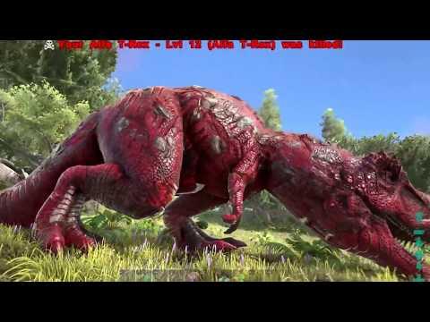 Ark survival evolved summon alpha dinos