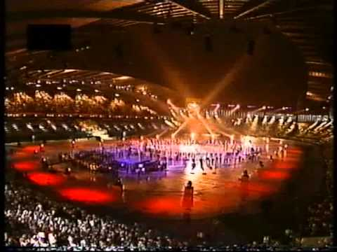 2002 Manchester Commonwealth Games Closing Ceremony ##INCOMPLETE##