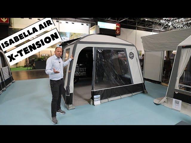 Isabella Air X Tension 2022 model