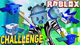 Blue Items Only Challenge - Bubble Wand + Bubble Mask + Cobalt Guard (Roblox Bee Swarm Simulator)