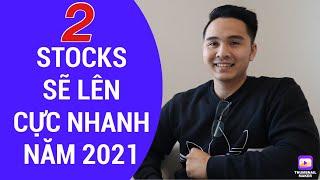 2 STOCK SẼ LÊN CỰC NHANH NĂM 2021