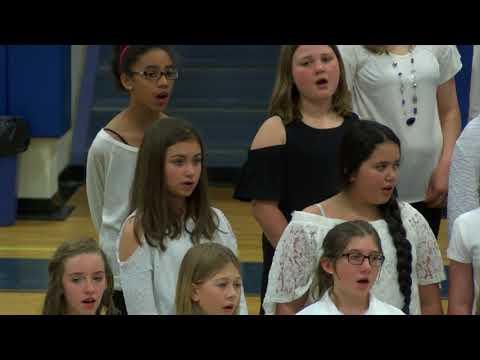 2018 Kearsarge Regional Middle School Concert