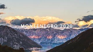 MONTENEGRO 2020 ЧЕРНОГОРИЯ 2020 Мой первый полёт заграницу