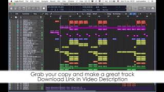 Happier - Marshmello Ft Bastille Logic Pro X Remake