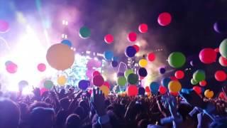 Coldplay - Adventure of a lifetime @ Stadio San Siro Milano - 4 Luglio 2017