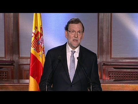 Spanish PM vows to fight Catalan secessionism