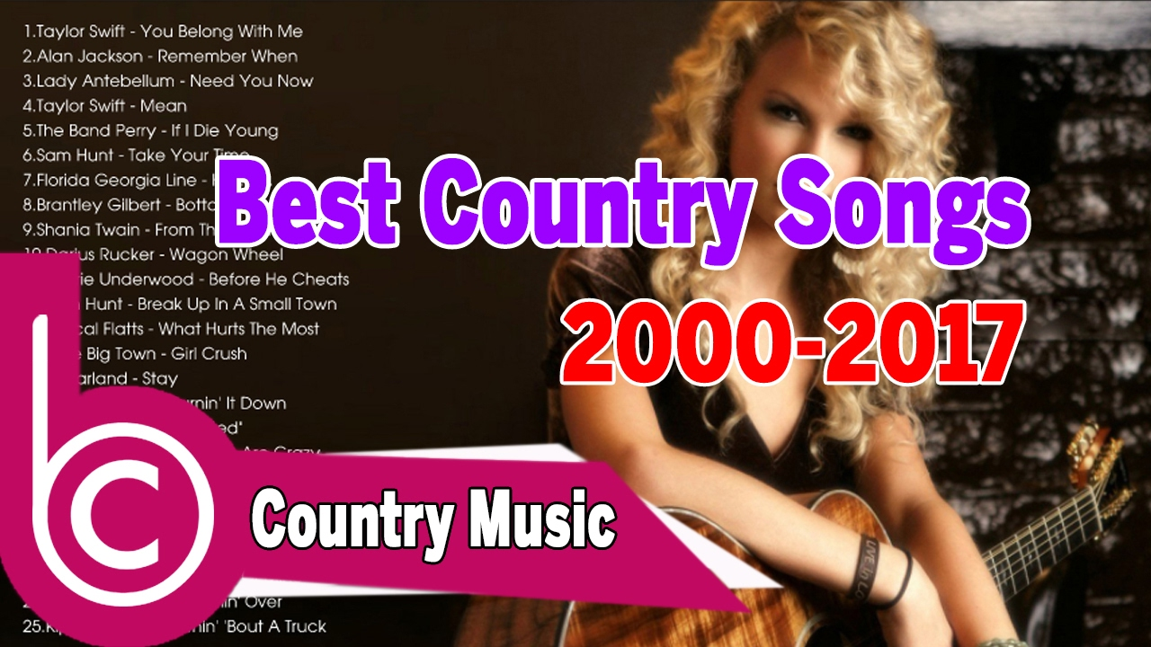 Good country girl songs