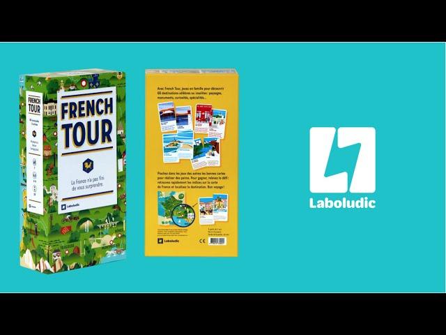 French Tour - Laissez la France vous surprendre
