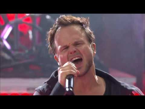The Rasmus - In the shadows  - Sommarkrysset (TV4)