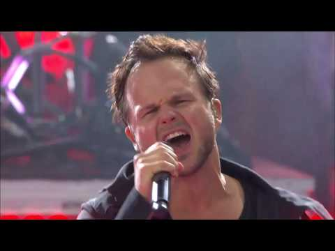 The Rasmus - In the shadows  - Sommarkrysset (TV4)