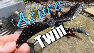 Azure Carbon Galaxy Twin Blade Review : The Best Twin Blade?