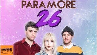 Paramore - 26 (Karaoke/Instrumental)
