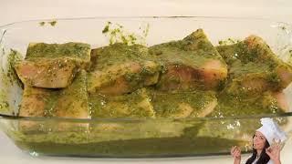 Limon ve Zencefil Aromalı Kılıç Balığı Tarifi - Nefis Yemek Tarifi Nasıl Yapılır ?| Kolay Yemek Tari