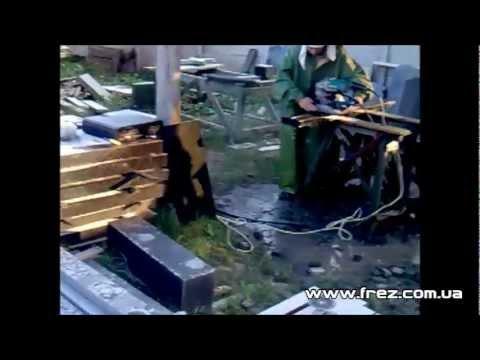 Monument.by - изготовление гранитных памятников в Минске - YouTube