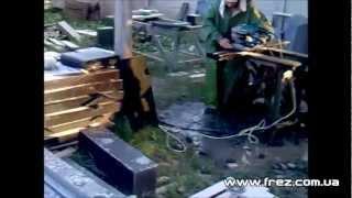 Изготовление памятников компанией FREZ (Коростышев)(Памятники из гранита на любой вкус. Производство гранитной мастерской ProdStone в Коростышеве от компании FREZ...., 2012-11-12T13:29:15.000Z)