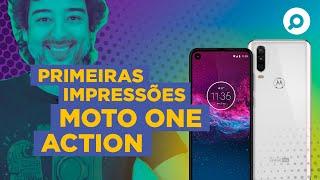 Motorola One Action  - Unboxing + Primeiras Impressões