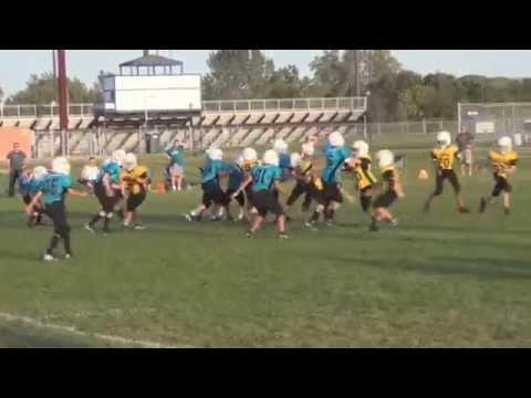 2012 Football game 2 Highlights