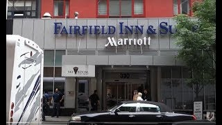 Fairfield Inn & Suites  - W. 40th Street Near Times Square - Manhattan Cheap Hotel Review