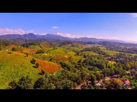 Mae Hong Son Loop Day 2. Mae Sariang To Mae Hong Son. I Found The Most Amazing Viewpoint