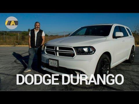 Dodge Durango - El papá de los SUV