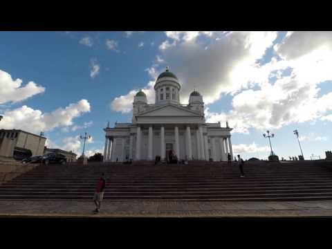A Journey to Helsinki