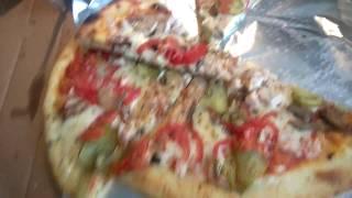 Обзор пиццы из радуги вкуса на стриме