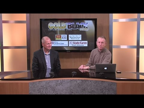 Gold and Black LIVE Nov. 20 Segment 2 with guest Mark Herrmann