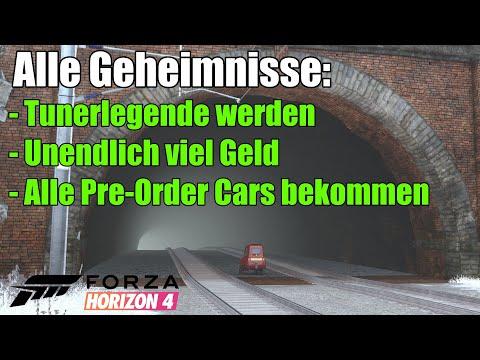 Forza Horizon 4 - Unendlich Money Glitch, Alle Pre Order Autos sofort und Tunerlegende werden! thumbnail