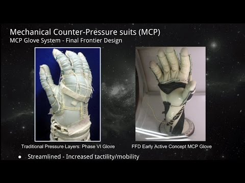 Redesigning Space Tech with Soft Robotics and Mechanical Counterpressure
