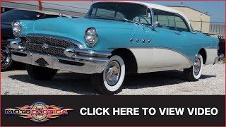 1955 Buick Roadmaster Hardtop (SOLD)