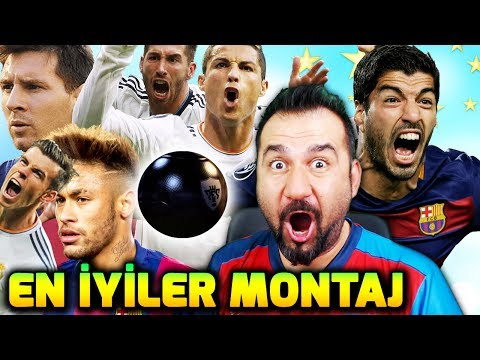 EN İYİ TOP AÇILIMI MONTAJ! | PES 2016-PES2017 BEST OF