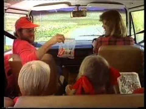 Volkswagen advert - Bus Ag Pleez Daddy