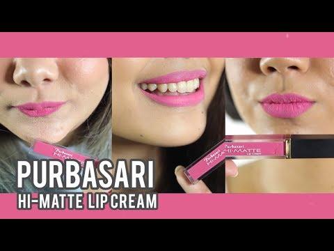 swatch-lengkap-purbasari-hi-matte-lip-cream-|-fd-swatch-sister