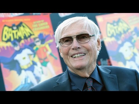 'Batman' Star Adam West Dead at 88