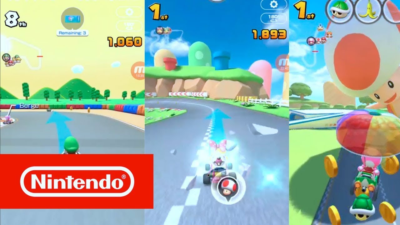 Mario Kart Tour: How to Download for Android APK free for