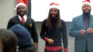 Mu Beta Chapter (Phi Mu Alpha Sinfonia) - Rudolph, The Red-Nosed Reindeer