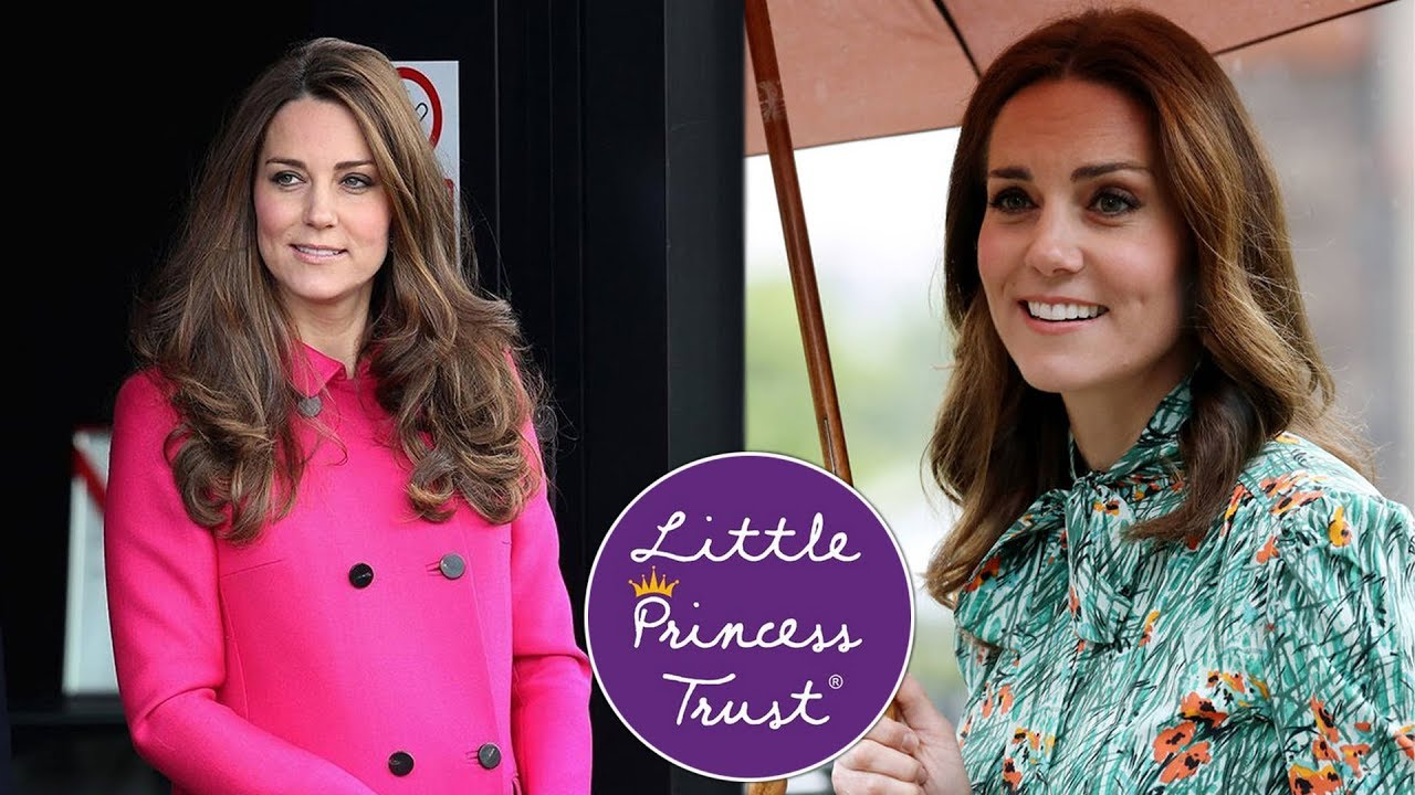 Kate Middleton Donated Her Hair To Children S Cancer Charity Last